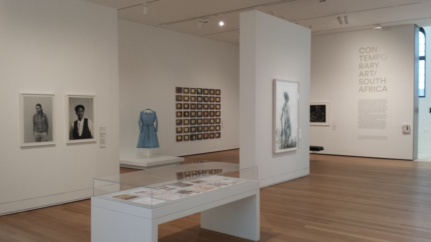 """""""Contemporary Art/South Africa,"""" Yale University Art Gallery"""